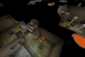 Three Spawners at Start Seed for Minecraft 1.15.2