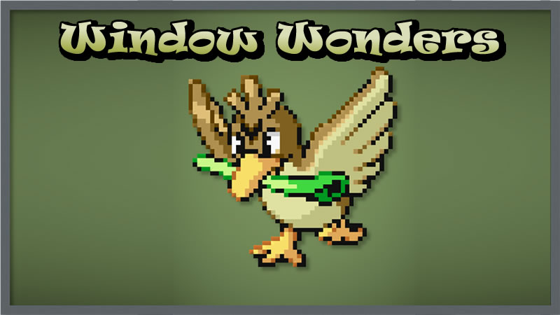 Window Wonders Mod for Minecraft
