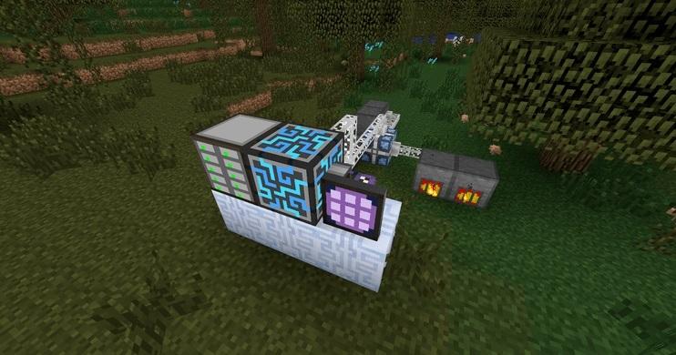 Applied Energistics 2 Mod Screenshot 3