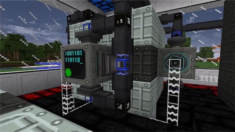 Applied Energistics 2 Mod Screenshot