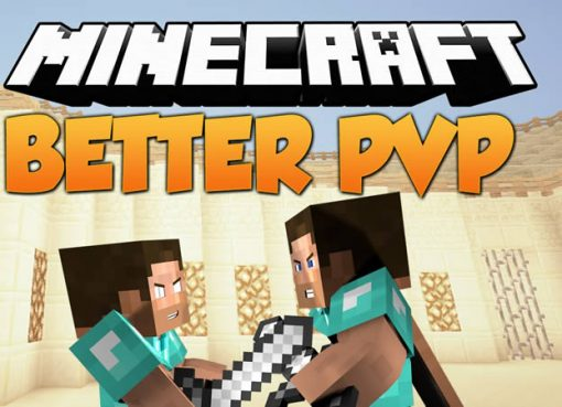 Better PvP Mod for Minecraft