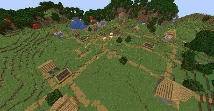 Big Farm Village Seed Screenshot