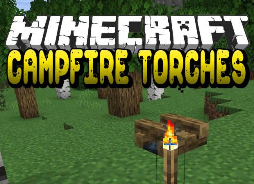 Campfire Torches Mod
