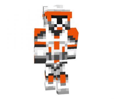 Captain Cody | Minecraft Skins