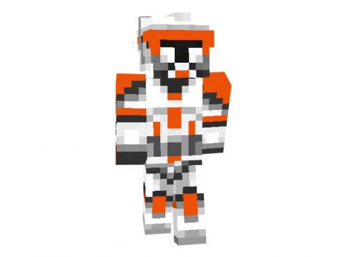 Captain Cody | Minecraft Skins