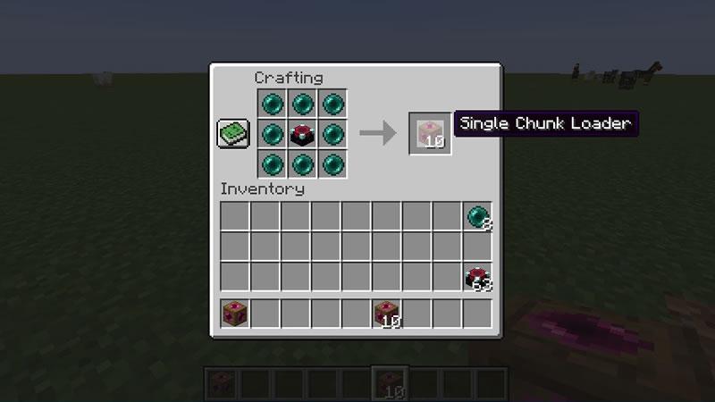 ChunkNoGoByeBye Mod Screenshot