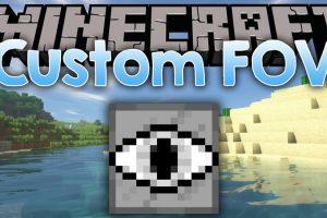 Custom FoV Mod