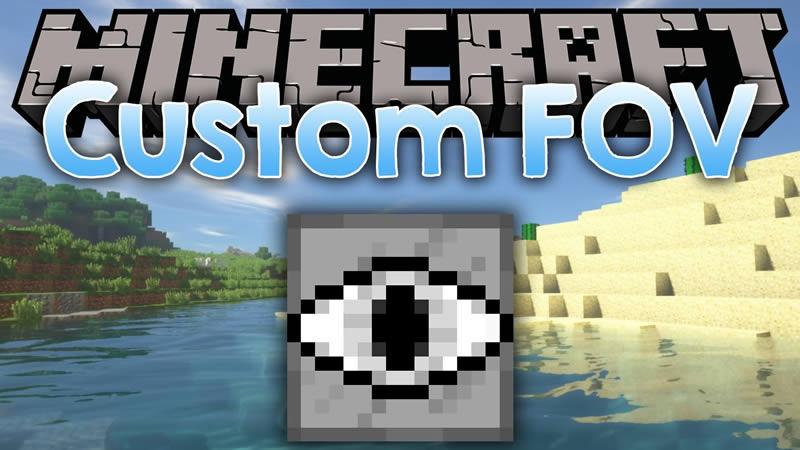 Custom FoV Mod for Minecraft