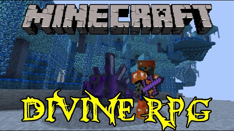 Divine RPG Mod