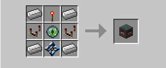 Draconic Evolution Mod Playerdetector Recipe