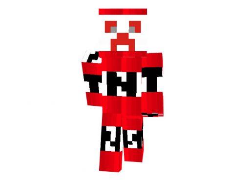 Explotus Skin for Minecraft