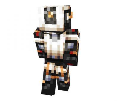 Glados | Robot Minecraft Skins