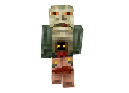Jabba The Hutt (Star Wars) Skin for Minecraft