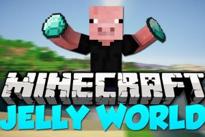 Jelly World Shader Pack for Minecraft