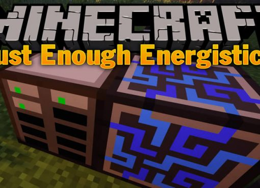 Just Enough Energistics Mod