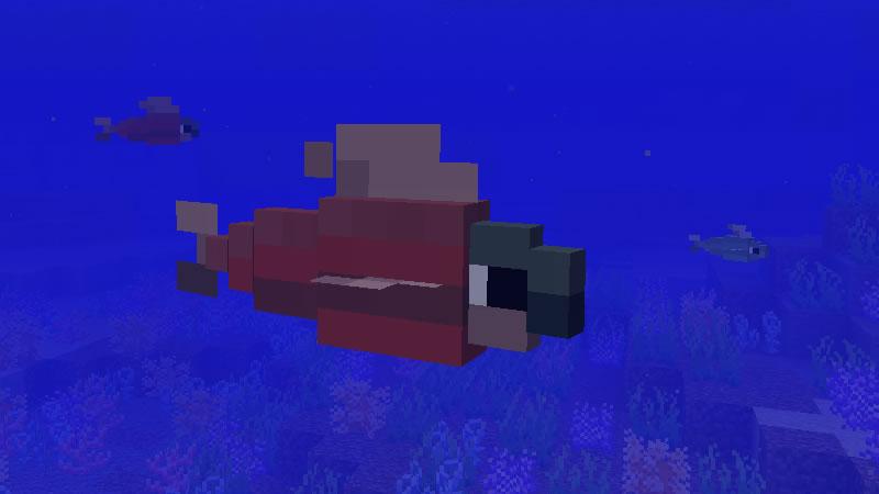 Just a Few Fish Mod Screenshot 2