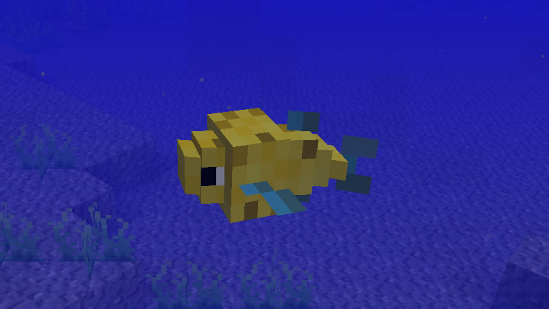 Just a Few Fish Mod Screenshot 4