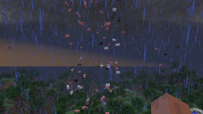 Localized Weather and Stormfronts Mod Screenshot 2