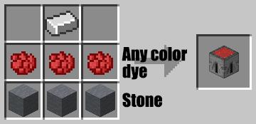 Neo Ranch Mod Color Recipe