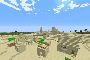 Nine Villages Seed for Minecraft 1.15.2/1.14.4