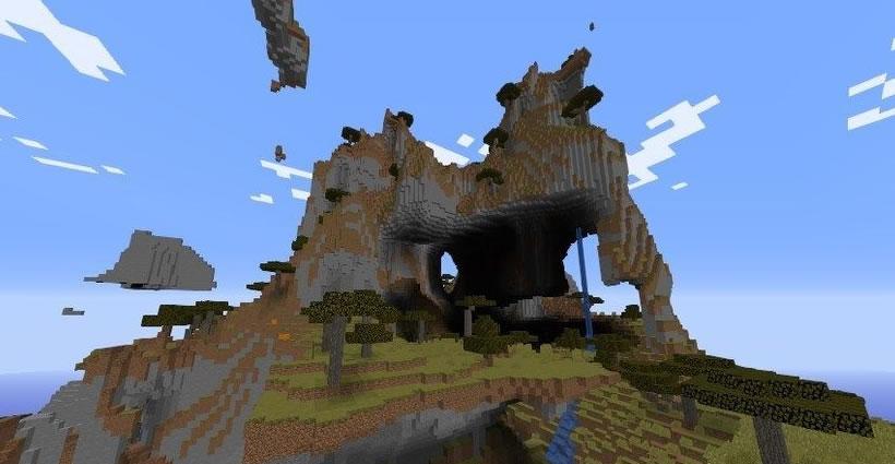 Nine Villages Seed Screenshot