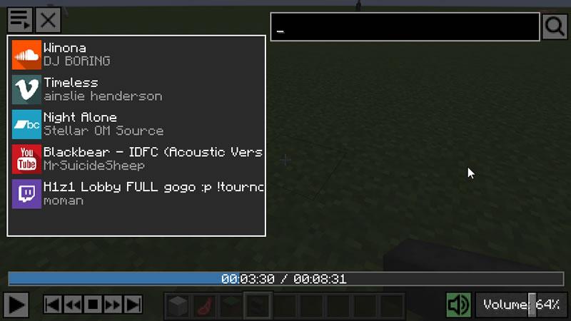 Note Block Player Mod Screenshot 2