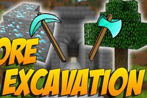 Ore Excavation Mod
