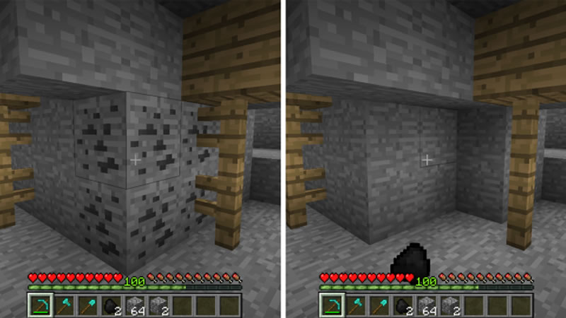Ore Excavation Mod Screenshot 3