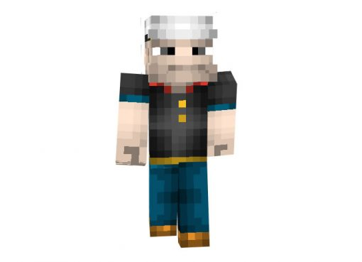 Popeye the Sailor Skin