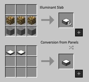 Simply Light Mod Crafting Recipe 3