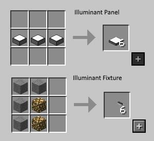 Simply Light Mod Crafting Recipe 4