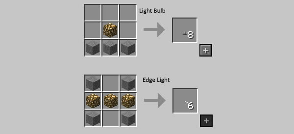Simply Light Mod Crafting Recipe 5