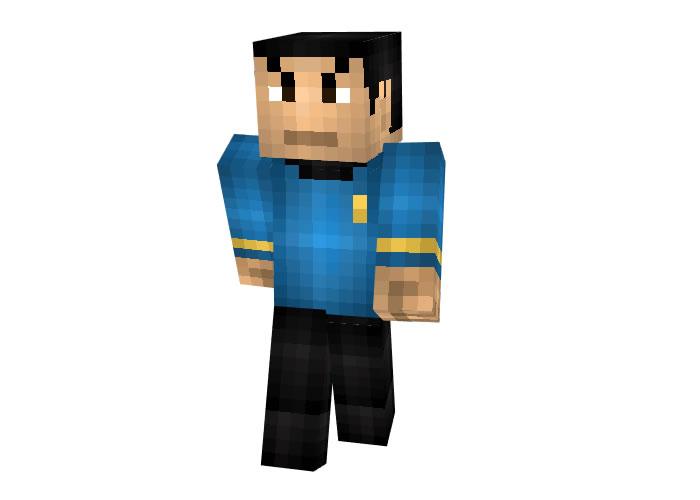 Spock (Star Trek) Skin | Minecraft Skins