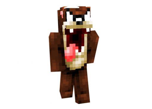 Taz - Tasmanian Devil (Looney Tunes) | Minecraft Skins