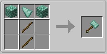 Vanilla Hammers Mod Crafting Recipe 5
