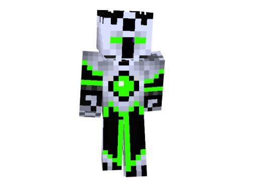 Awesomness skin for Minecraft
