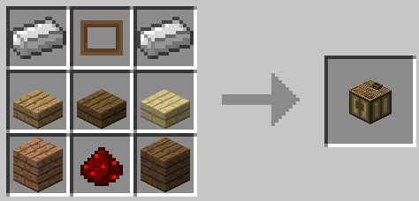 BiblioCraft Mod Crafting Recipe 13