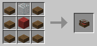 BiblioCraft Mod Crafting Recipe 19