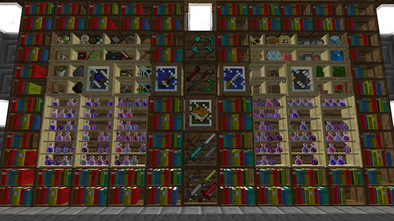 BiblioCraft Mod Screenshot 6
