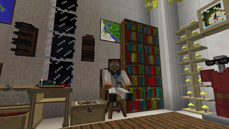 BiblioCraft Mod Screenshot