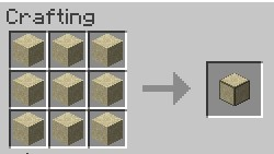 Compact Mod Crafting Recipe