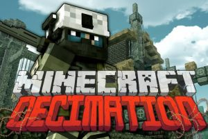 Decimation Zombie Apocalypse Mod