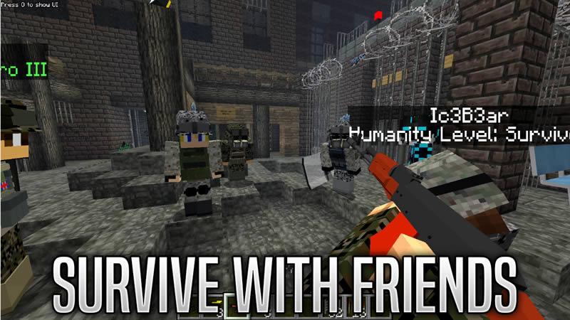 Decimation Zombie Apocalypse Mod Screenshot 4