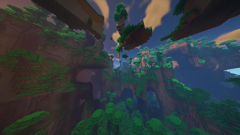 Default Amplified Biomes Mod Screenshot 10