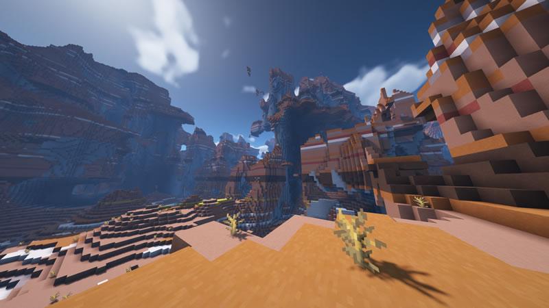 Default Amplified Biomes Mod Screenshot 2