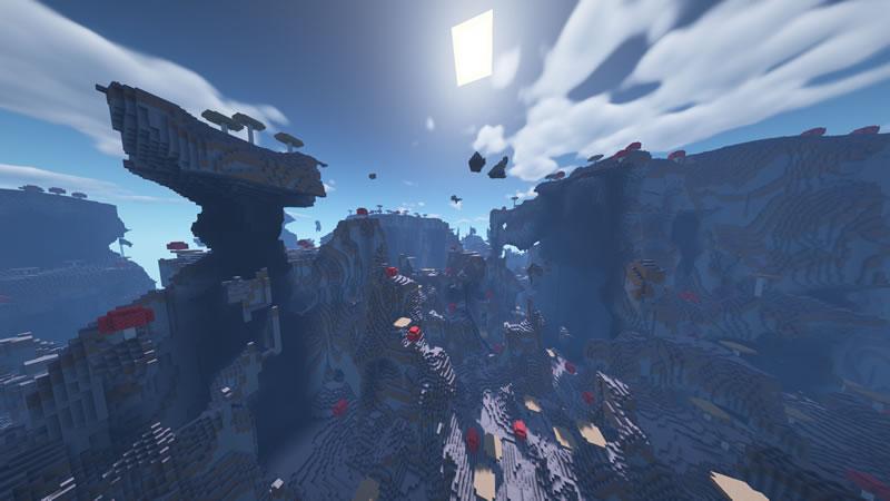 Default Amplified Biomes Mod Screenshot 6