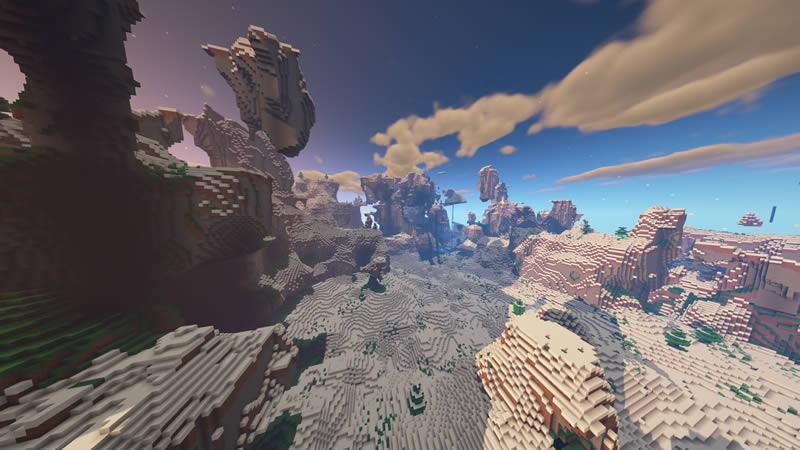 Default Amplified Biomes Mod Screenshot 7