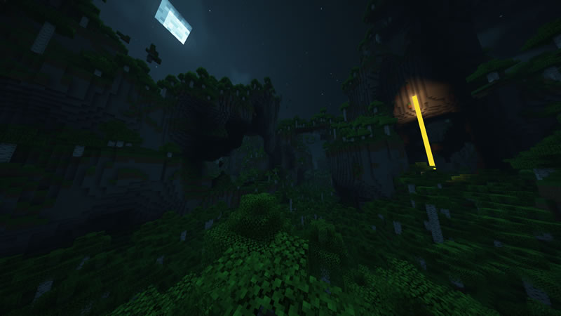 Default Amplified Biomes Mod Screenshot 8