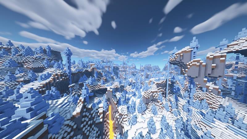 Default Amplified Biomes Mod Screenshot