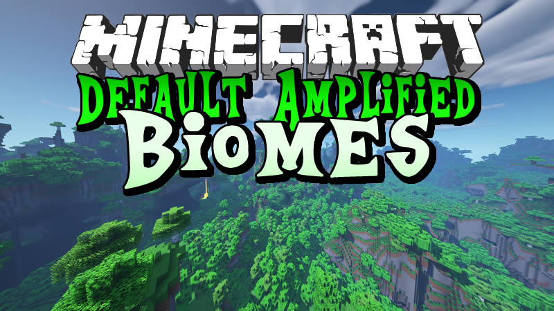 Default Amplified Biomes Mod